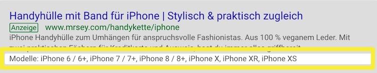 28_Google_Suchanzeige_Snippet_Erweiterung