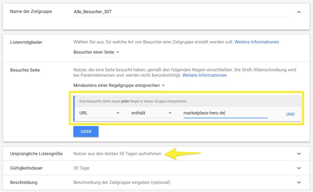 39_Google_Remarketing_Liste_erstellen